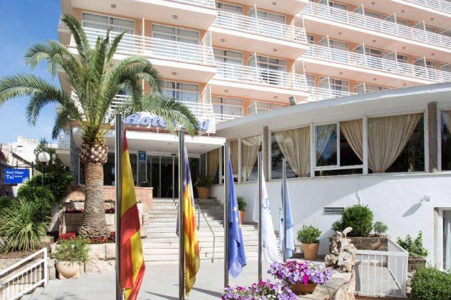 Отели Эль-Ареналь