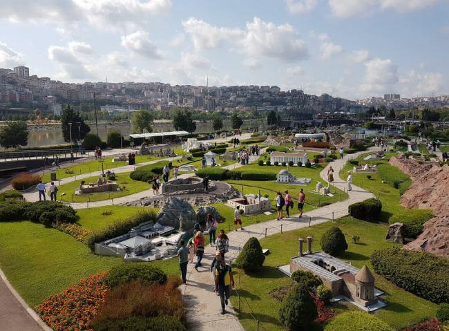 Миниатюрк в Турции