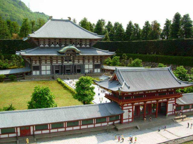 Храм Тодай Дзи Япония