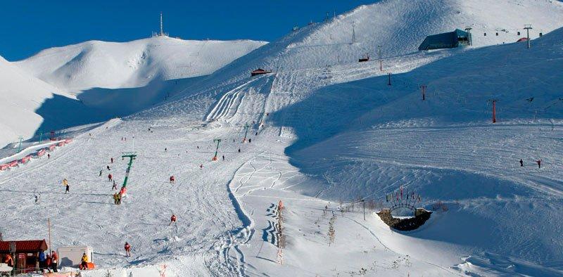 Лучшие горнолыжные курорты Турции Паладокен
