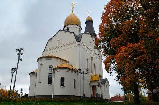 Петропавловская церковь Сестрорецк