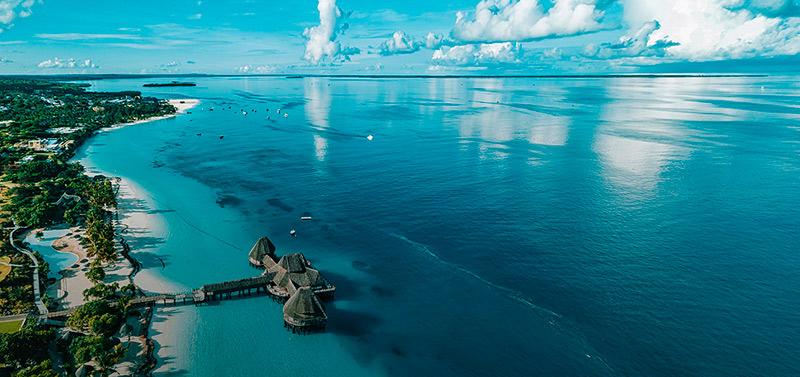 Сезон отдыха на острове Занзибар Танзания