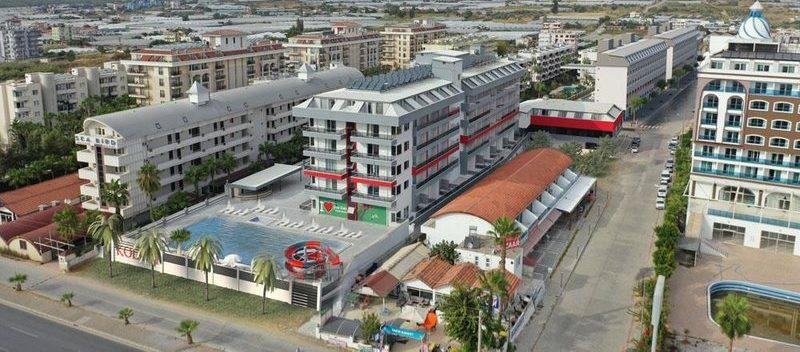 Отель Турции Grand Kolibri Prestige Resort and Spa