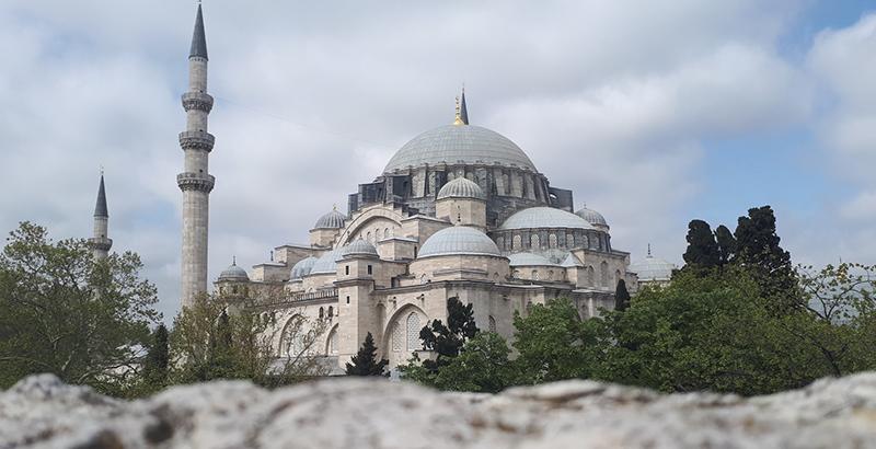 Достопримечательности Аланьи — мечеть Сулеймание
