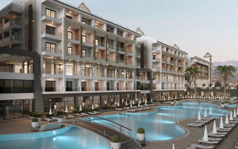Новые отели Турции 2021