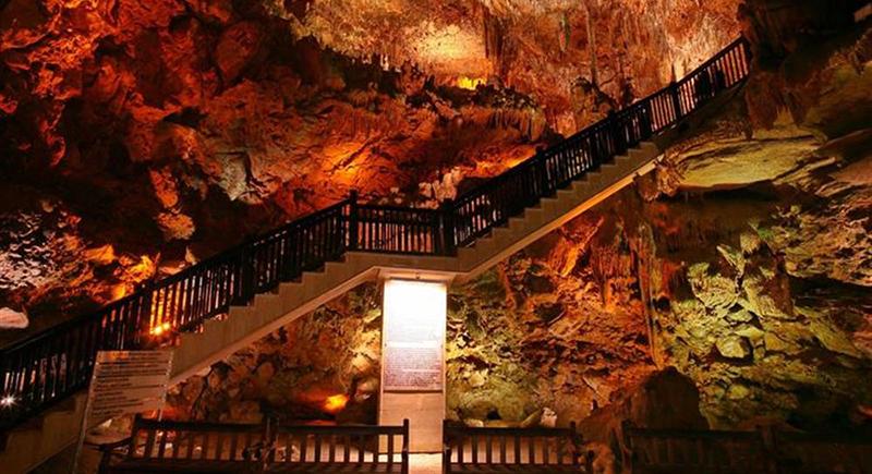 Пещера Дамлаташ или что посмотреть в Аланьи
