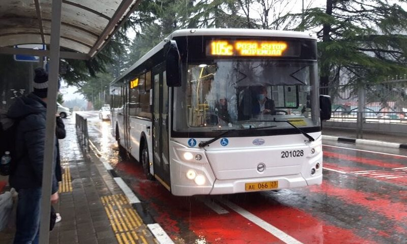 Как из Адлера добраться до Красной поляны на электричке, автобусе