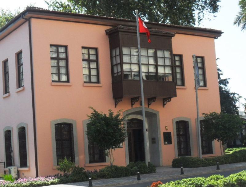 Дом музей Ататюрка в Турции