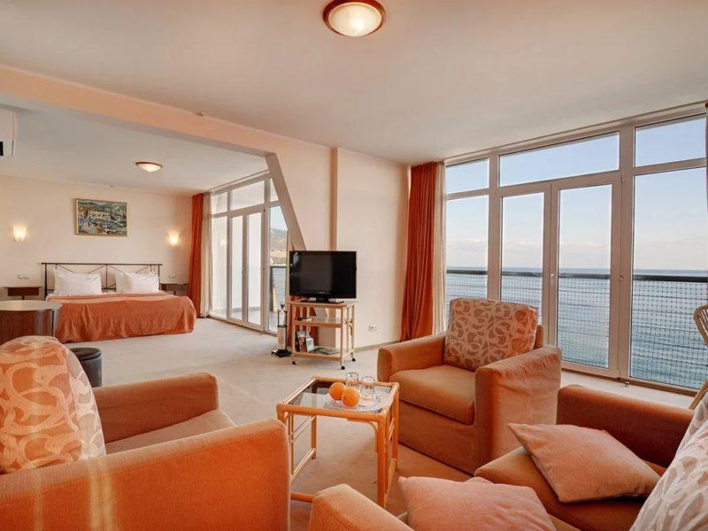 Эко-отель Левант с панорамным видом на море
