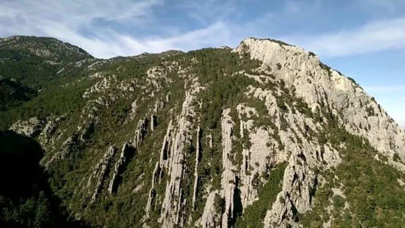 Гора Тюнектепе