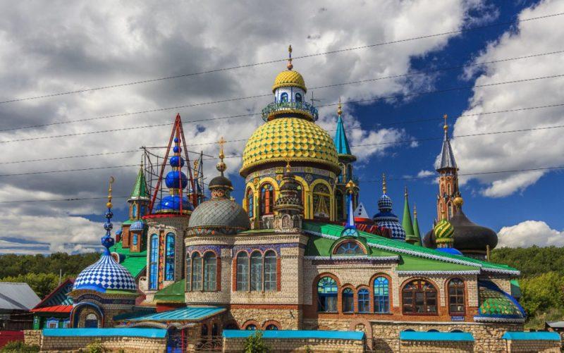 Храм всех религий — экскурсия из Казани