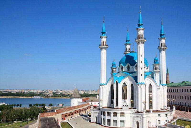 Кул Шариф мечеть в Казани