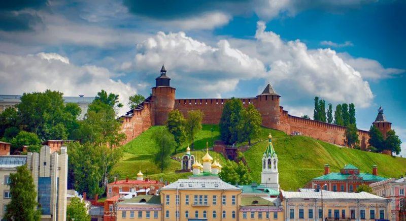 В Казань через нижний Новгород