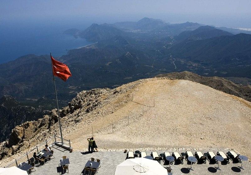 Гора Тахталы Кемер (Турция)