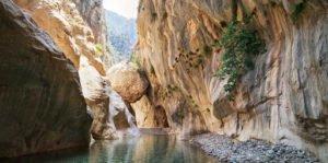 Достопримечательности Кемера (Турция) — каньон Гейнюк