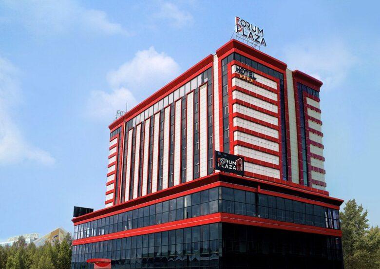 Отель Forum Plaza в Краснодаре