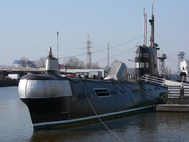 Музей подводной лодки Б-413