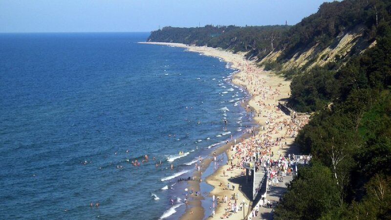 Где лучше отдохнуть в Калининградской области на море