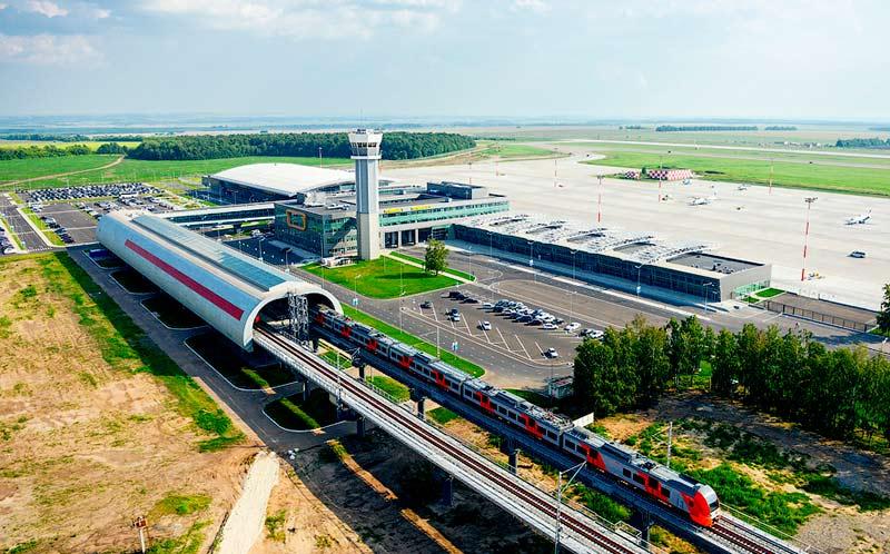 Аэропорт Казани как добраться до города
