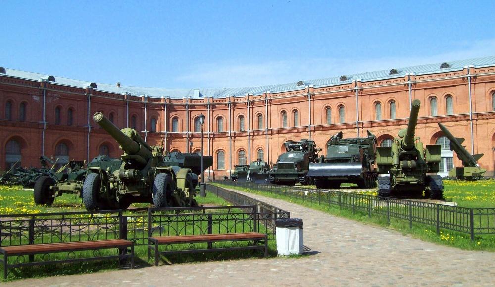 Артиллерийский музей СПб