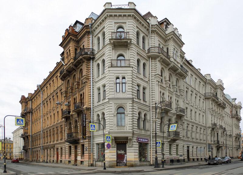 Доходный дом Мурузи в Санкт-Петербурге