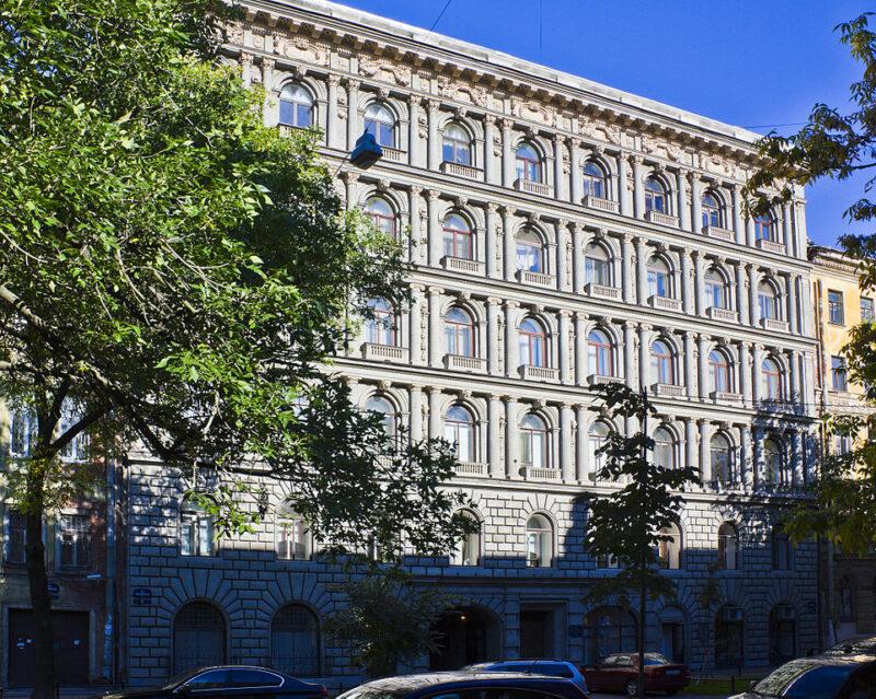 Доходный дом Прохорова
