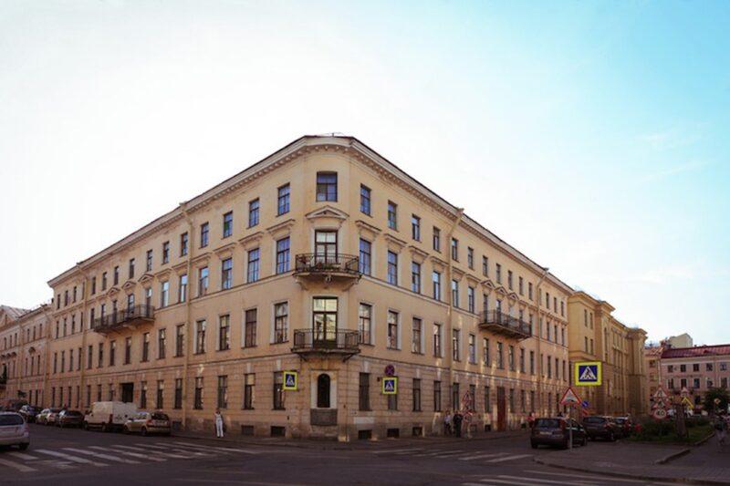 Доходный дом Раскольникова