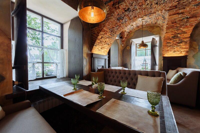 Голландская кухня в Кронштадте