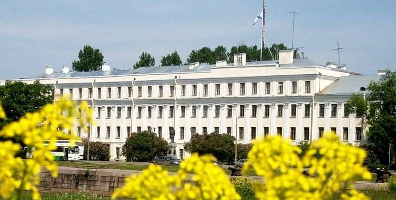 Итальянский дворец Меньшикова