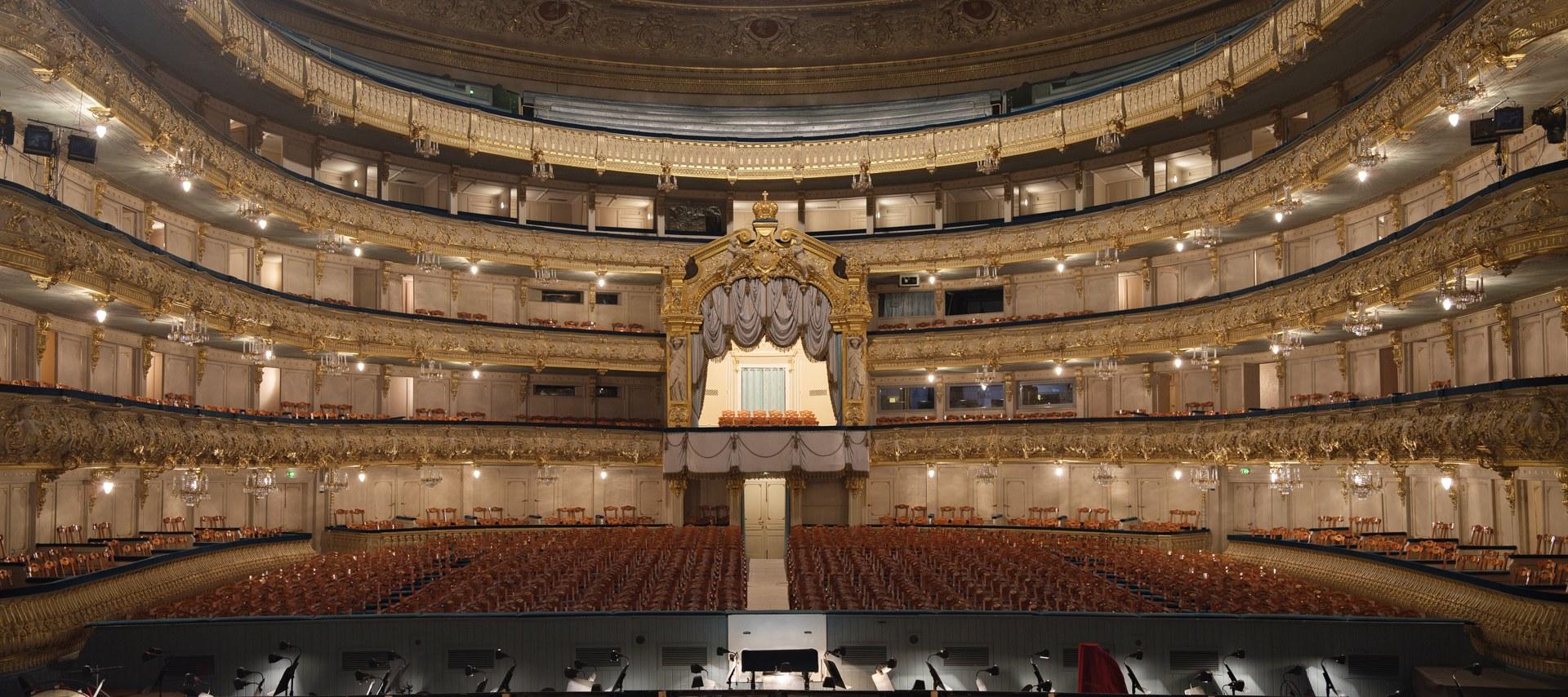 Мариинский театр — достопримечательности Питера