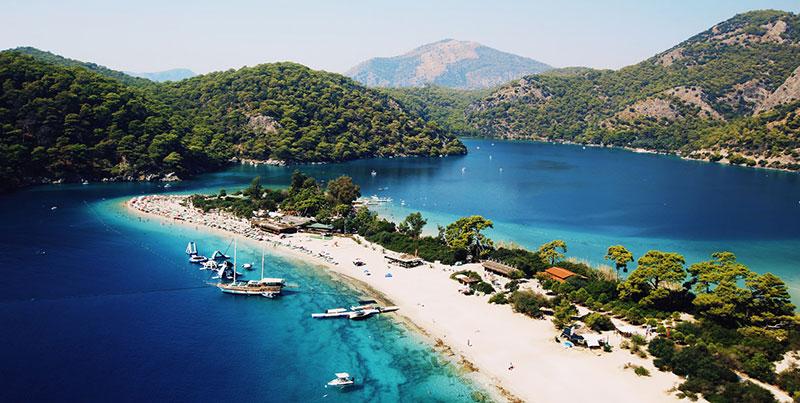 Отдых в Турции в октябре Фетхие (Олюдениз)