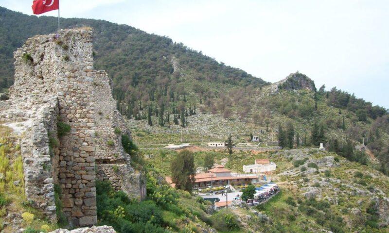 Замок Фетхие