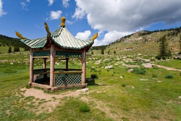 Храмы монголии