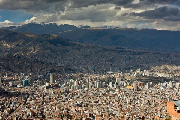 Южноамериканский Тибет - Ла-Пас