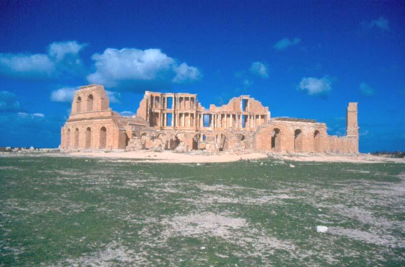 Народы Ливии