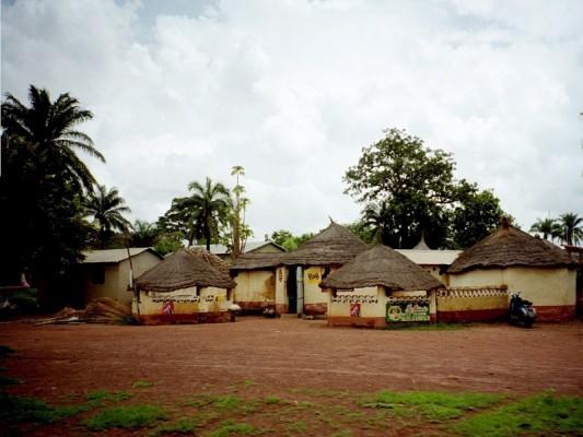 западная африка