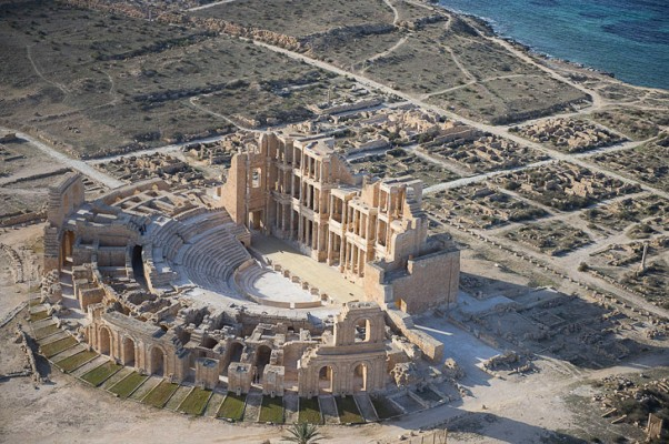 Города Ливии