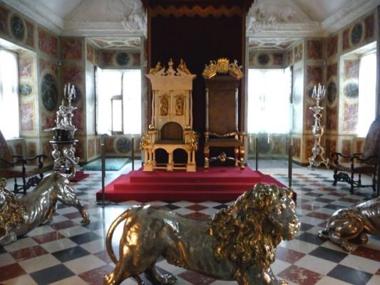 Дворец Розенборг