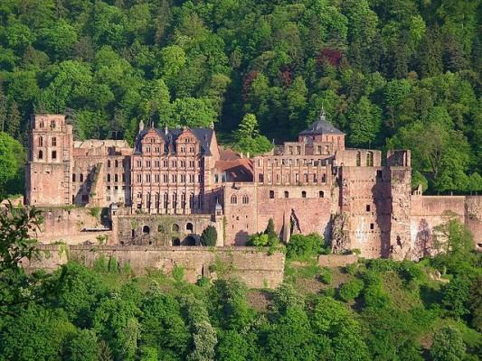 Гейдельбергский форт