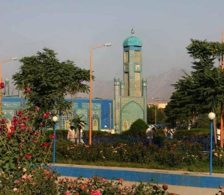 Город Буст Республики Афганистан