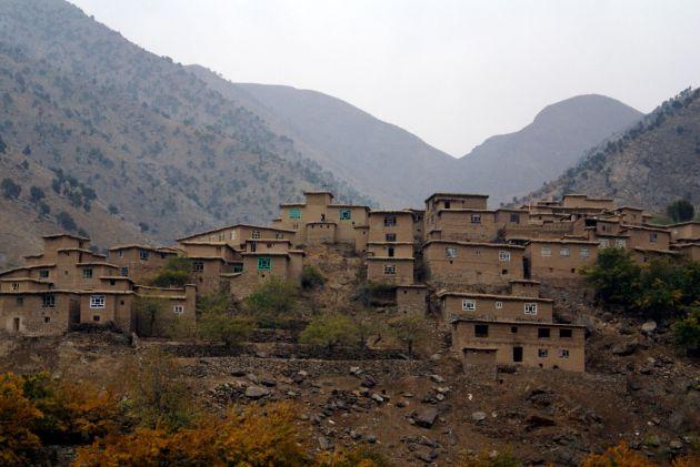 Буста и Лашкаргаха. Древние крепости  в Афганистане