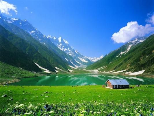 Горы и равнины Пакистана2