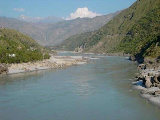 Горы и равнины Пакистана3