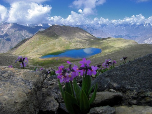 Горы и равнины Пакистана4